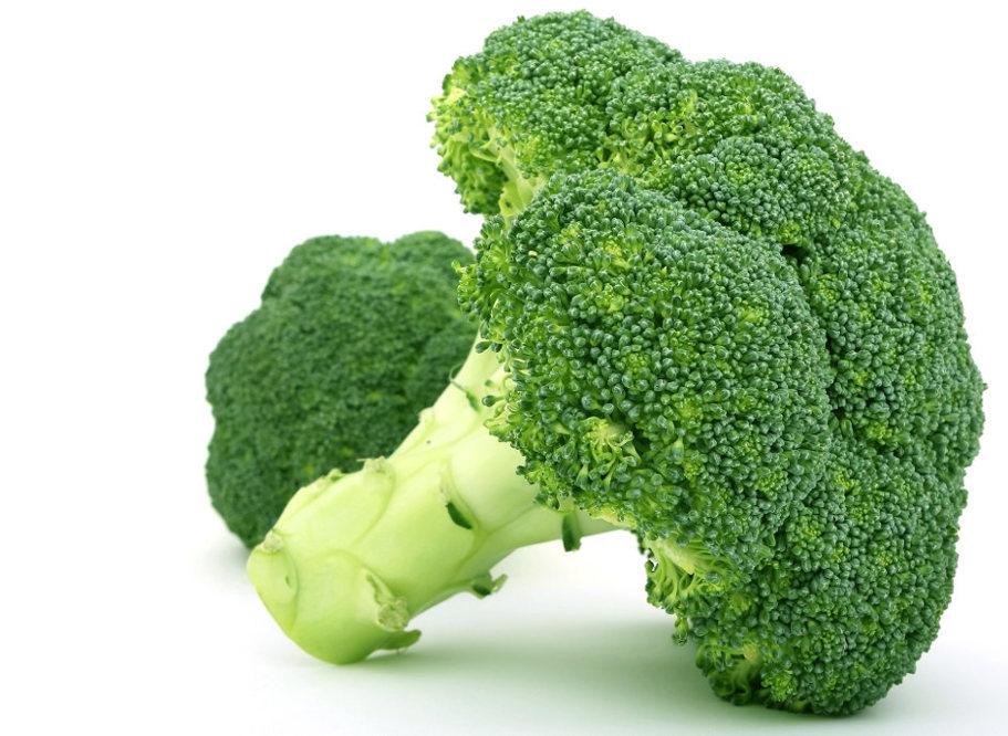 cuisson du brocolis